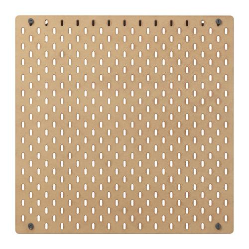 SKÅDIS - papan berlubang, kayu, 56x56 cm | IKEA Indonesia - PE727710_S4