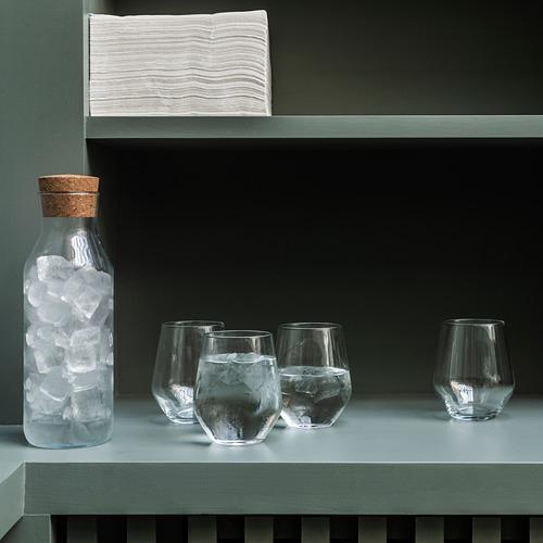 IKEA 365+ karafe dengan penutup