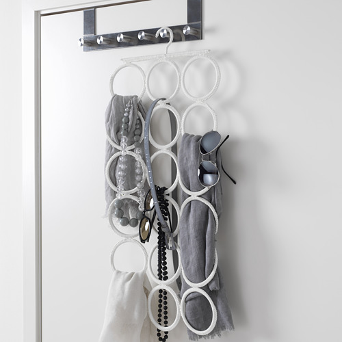 KOMPLEMENT - gantungan serbaguna, putih | IKEA Indonesia - PE655350_S4