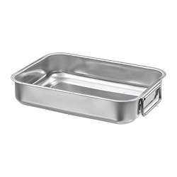 KONCIS - Roasting tin, stainless steel