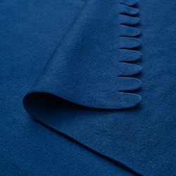 POLARVIDE - Selimut kecil, biru tua