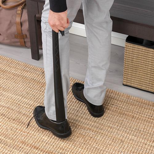 OMSORG - sendok sepatu, hitam | IKEA Indonesia - PE686114_S4