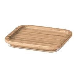 IKEA 365+ - Penutup, segi empat/bambu