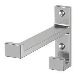 BJÄRNUM - Pengait, aluminium