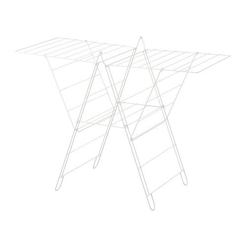 FROST - jemuran, dalam/luar ruang, putih   IKEA Indonesia - PE727819_S4