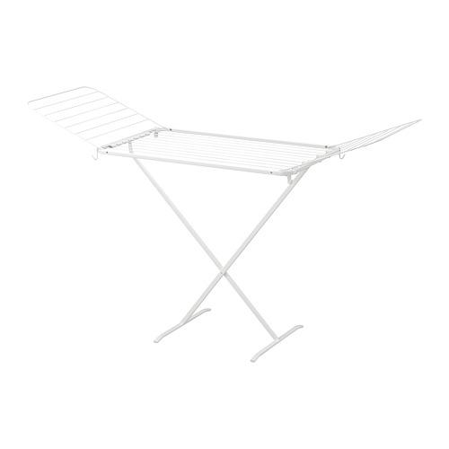 MULIG - jemuran, dalam/luar ruang, putih | IKEA Indonesia - PE727820_S4