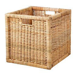 BRANÄS - Basket, rattan