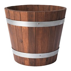 OGENMELON - Pot tanaman, akasia/luar ruang