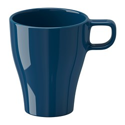 FÄRGRIK - Mug, toska tua