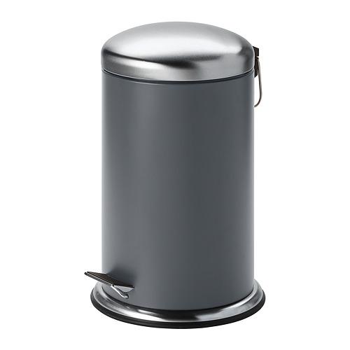 MJÖSA tempat sampah berpedal