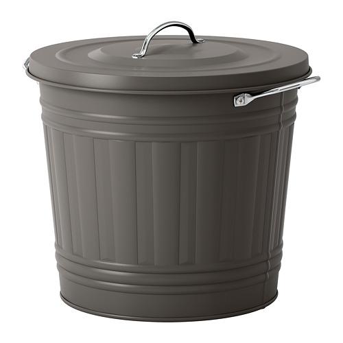 KNODD tempat sampah dg penutup