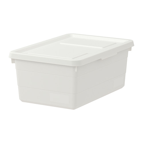 SOCKERBIT box with lid
