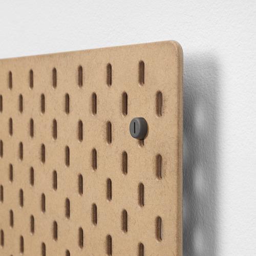 SKÅDIS - papan berlubang, kayu, 56x56 cm | IKEA Indonesia - PE641063_S4