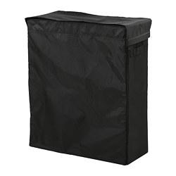 SKUBB - Tempat cucian dengan stand, hitam