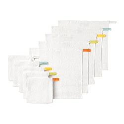 KRAMA - Washcloth, white
