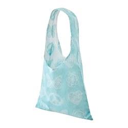 VÄNSKAPLIG - Bag, turquoise, 40x70 cm