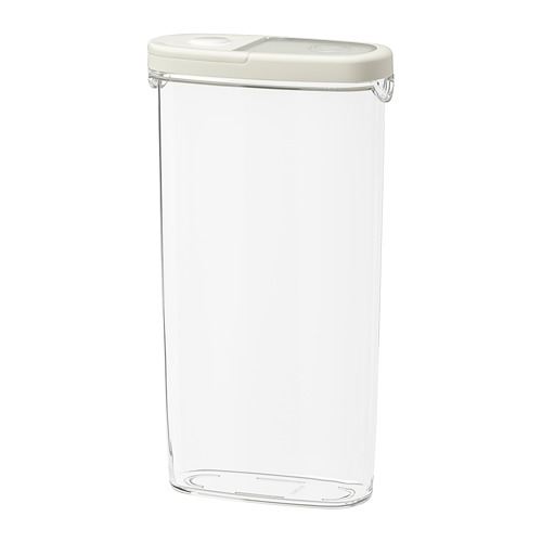 IKEA 365+ dry food jar with lid