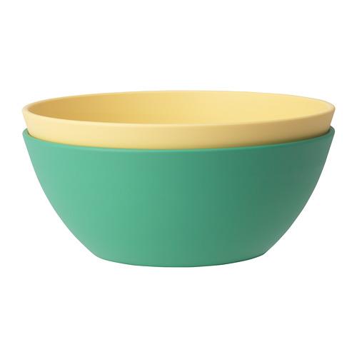 HEROISK mangkuk