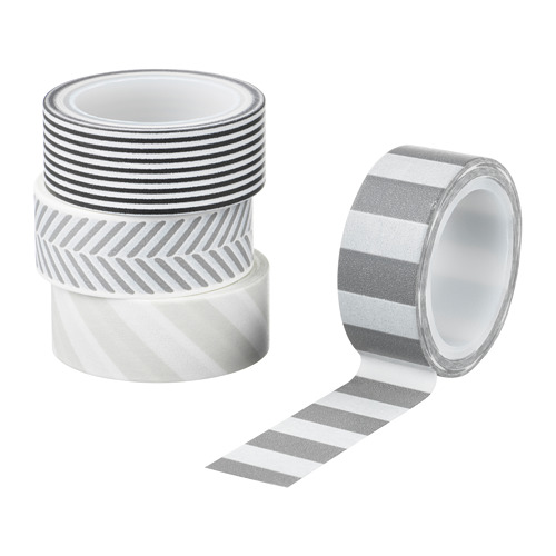 FULLFÖLJA roll of tape