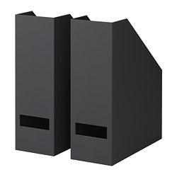 TJENA - File majalah, hitam