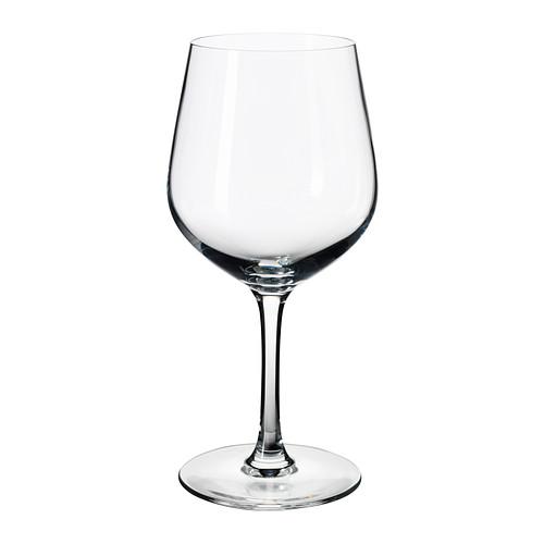 IVRIG gelas anggur merah