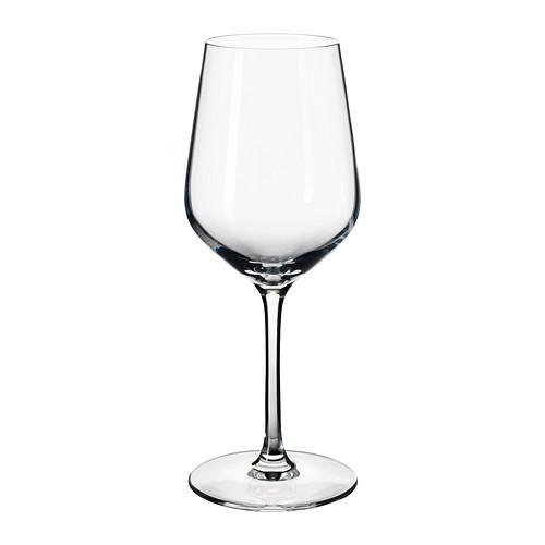 IVRIG gelas anggur putih