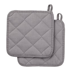 IRIS - Pot holder, grey