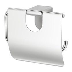 KALKGRUND - Tempat tisu toilet, dilapisi krom