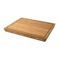 APTITLIG - Talenan daging, bambu, 45x36 cm