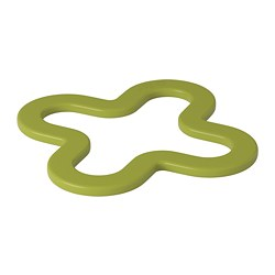 LAGG - Pot stand, green