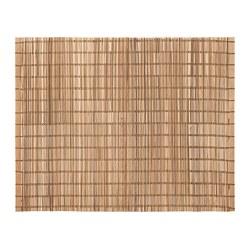 TOGA - Alas piring, alami/bambu