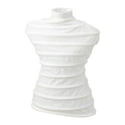 NÄPEN - Clothes stand cover, white, 48 cm