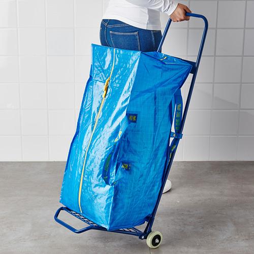 FRAKTA troli dengan tas