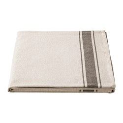 VARDAGEN - Tablecloth, beige