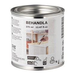 BEHANDLA - Glazing paint, white