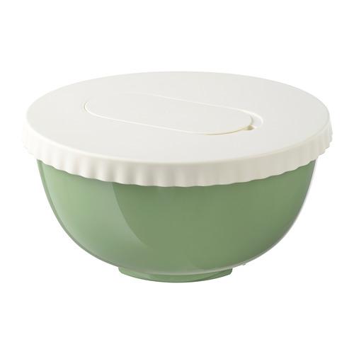 ALLEHANDA mangkuk adonan dengan penutup