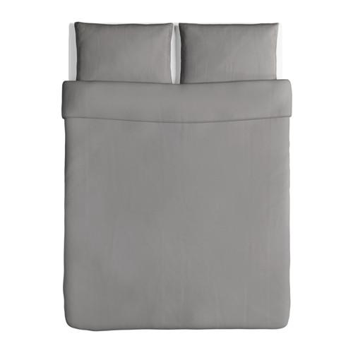 ÄNGSLILJA duvet cover and 2 pillowcases