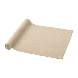 MÄRIT - Table-runner, beige
