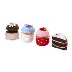 DUKTIG - Set cupcake isi 4