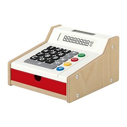 DUKTIG - Toy cash register