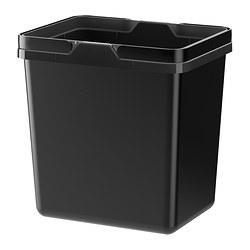VARIERA - Tempat pemilah sampah , hitam