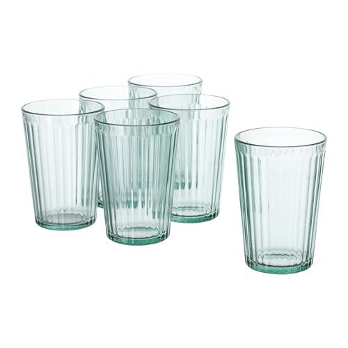 KALLNA glass