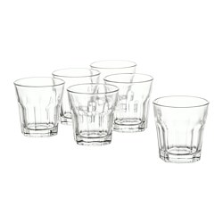 POKAL - Snaps glass, clear glass