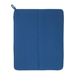 NYSKÖLJD - Taplak pengering alat makan, biru