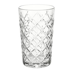 FLIMRA - Glass, clear glass/patterned