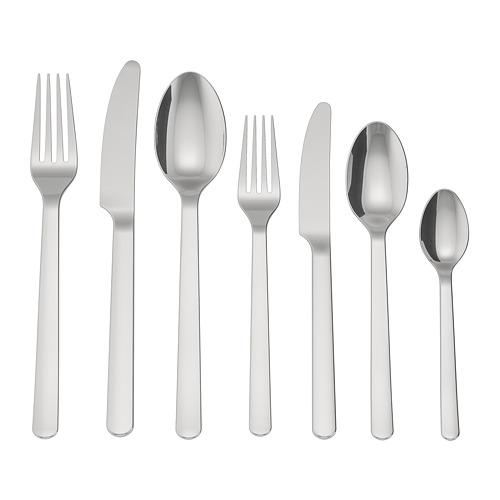 IKEA 365+ set peralatan makan 56 unit