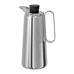 METALLISK - Vacuum flask, stainless steel
