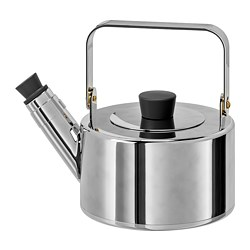 METALLISK - Kettle, stainless steel