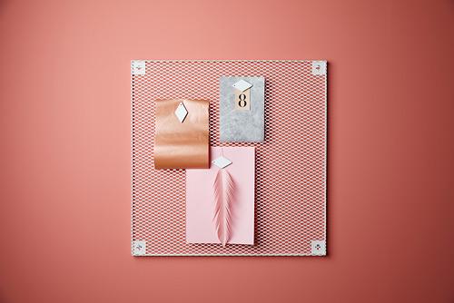 SÖDERGARN papan memo dengan magnet