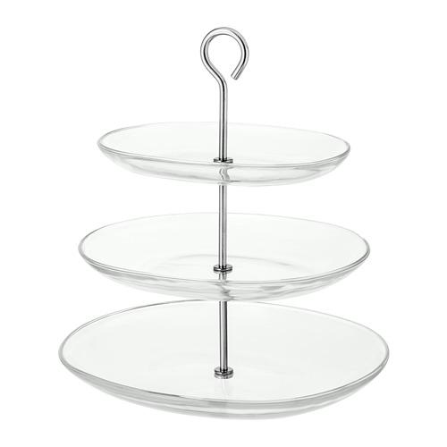 KVITTERA serving stand, three tiers